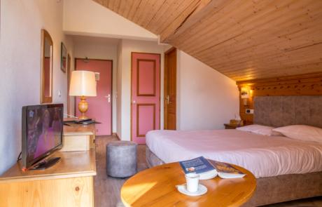 Hotel L'Ancolie Chambre vue Campagne